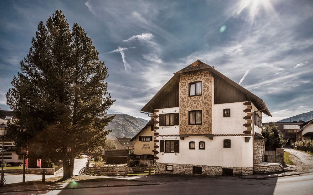 3*Holiday Cottage Lüftenegger in Mauterndorf
