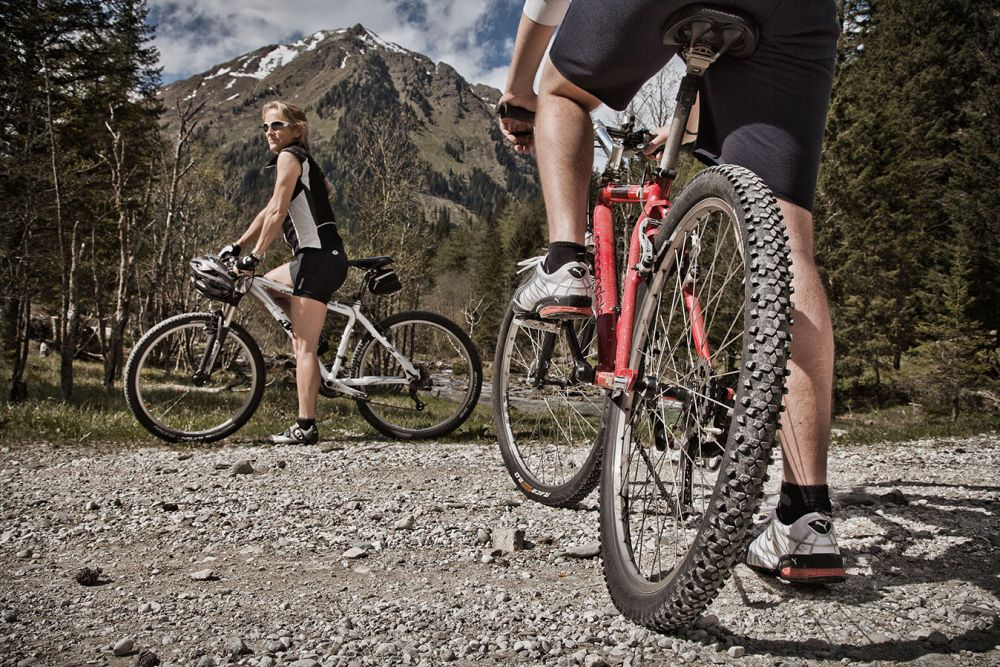 Mountainbike holiday in Austria